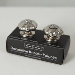 Decorative Scalloped Knobs
