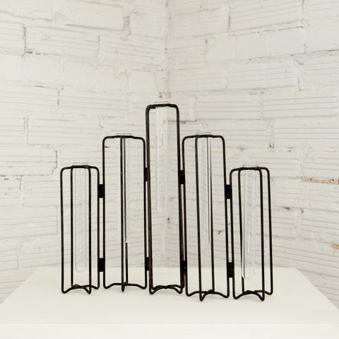 5-piece Test Tube Display