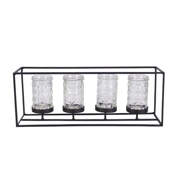 Four Candle Candle Holder