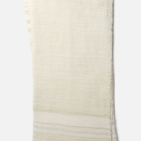 Magnolia Home Alissa Ivory/Beige Throw