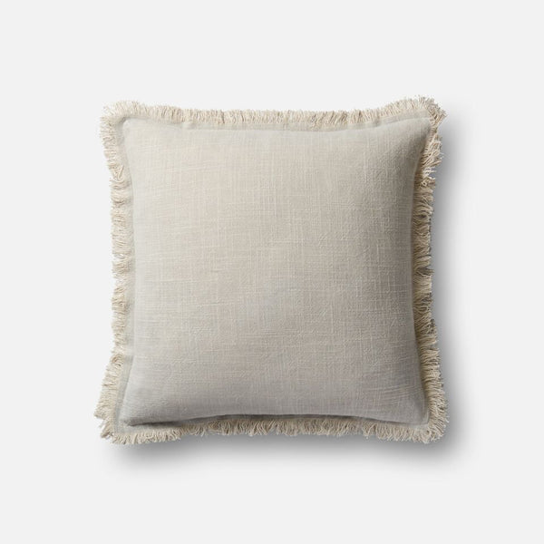 Magnolia Home Grey/Slate Oversized Pillow