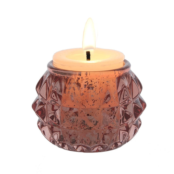 Rose Gold Votive Holder