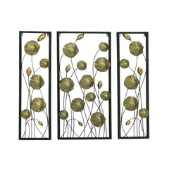 Gold Petal Wall Decor