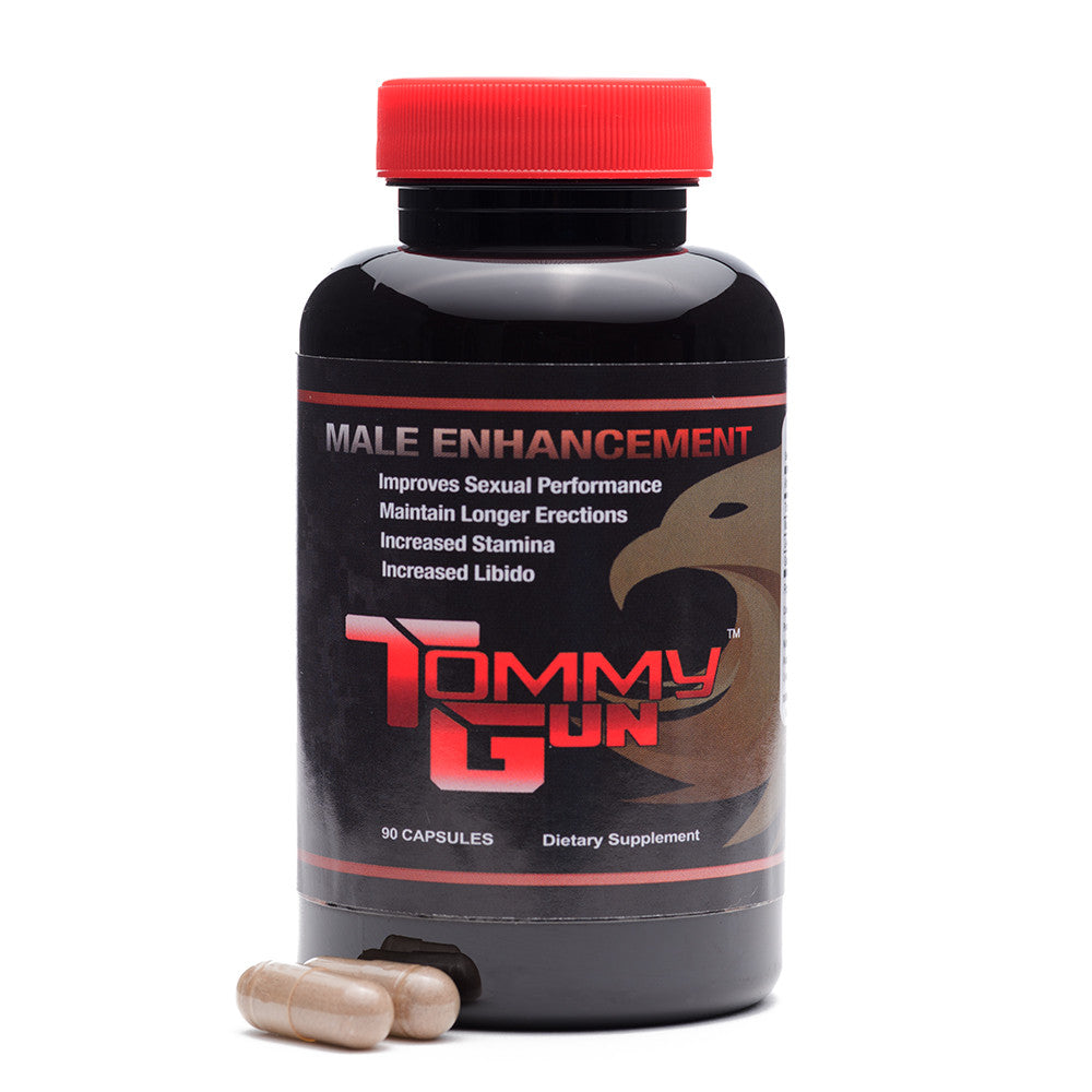 Tommy Gun - Male Enhancement