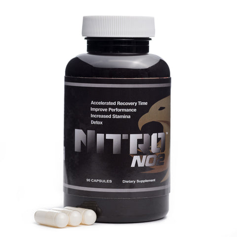 Nitro NO2 - Pre Workout Supplement