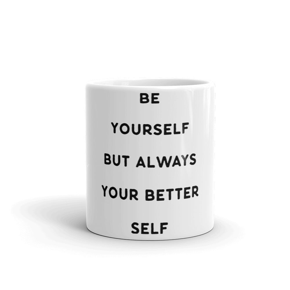 Motivational Mug - Be Yourself - NN Inspirational Gifts
