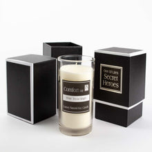 White Tea & Ginger Scented Candle - NN Inspirational Gifts