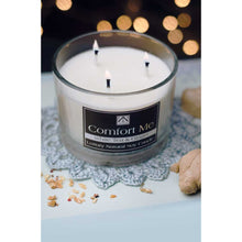 White Tea & Ginger Scented Three-Wick Candle - NN Inspirational Gifts
