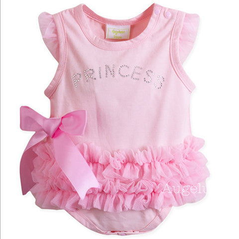 Princess Clothing Pink Lace