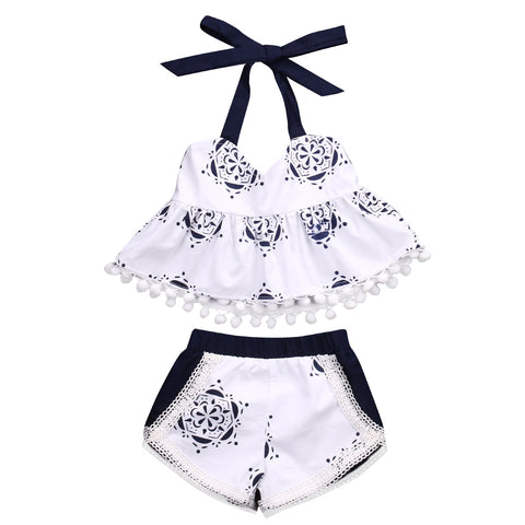 Cute 2pcs Outfit Set