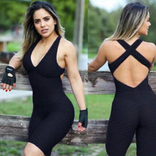 Butt lifting romper