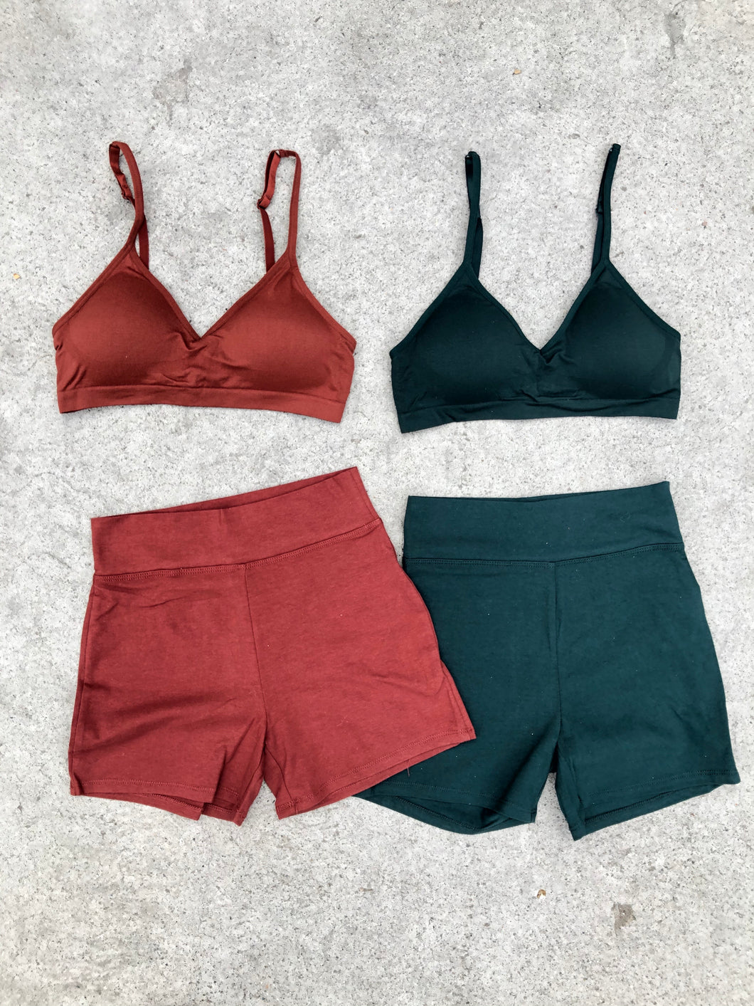 Chill set (forest green)