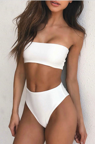 Pamela two piece (white)