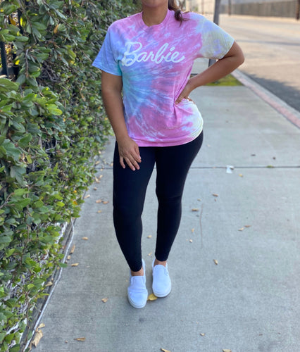 Barbie Tie Dye (with yellow)