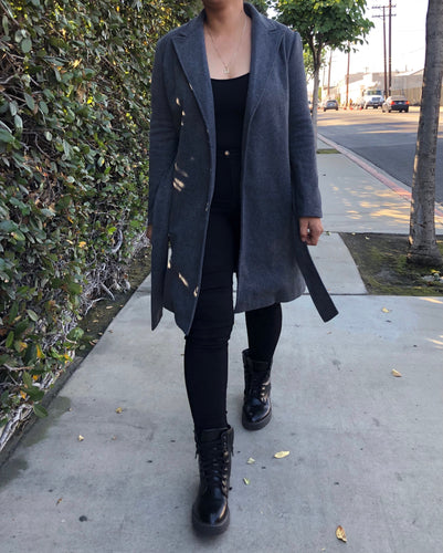 Sleek and Chic coat