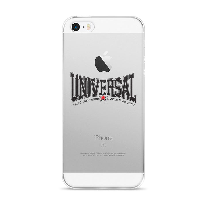 Universal MMA iPhone Case