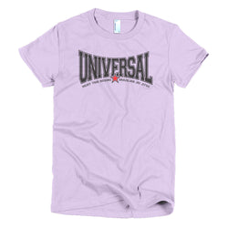 Universal Short Sleeve Women's T-Shirt