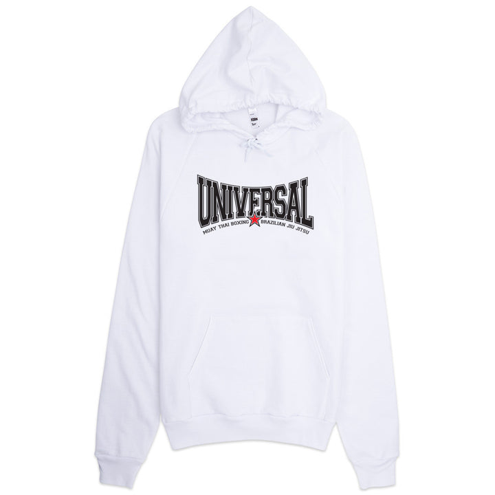 Universal MMA Pull Over Hoodie