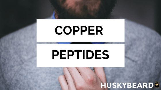 Copper Peptides for Hair/Beard Growth