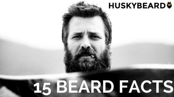 15 Beard Facts You Probably Never Knew