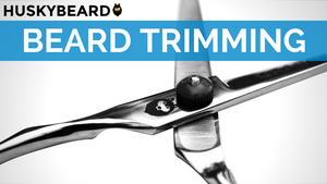 beard trimming scissors and mustache scissors guide
