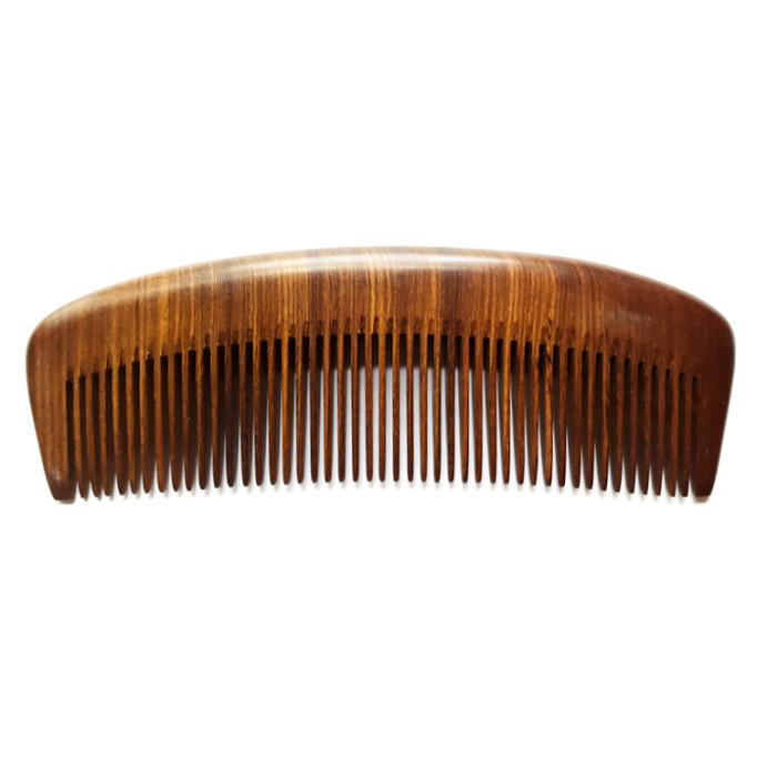 Best Beard Comb - Large Sandalwood Beard Comb Review