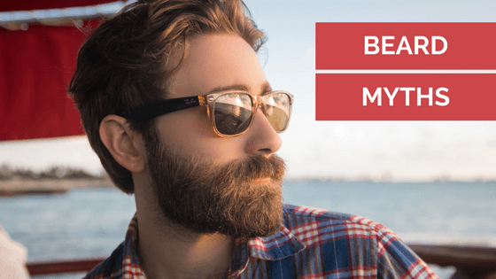 15 Most Common Beard Growth Myths, DEBUNKED