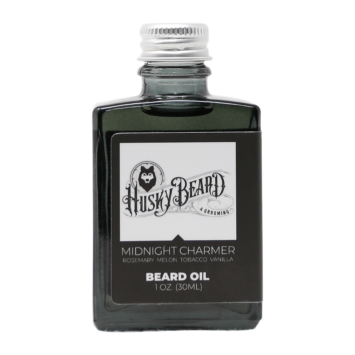 Midnight Charmer Beard Oil or Beard Cream - Smooth and Seductive Scent