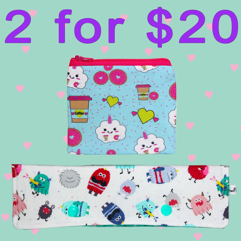2 for $20 Mini & DPN Cozy-SewFlo Special
