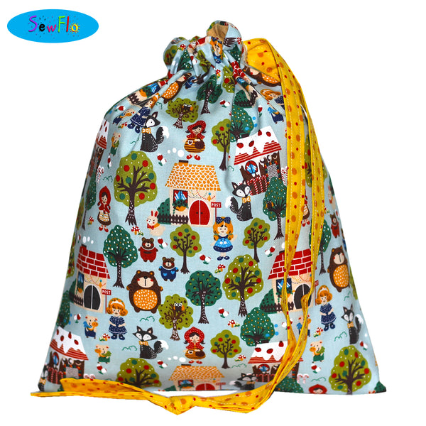 House Elf Knitting Bag-Fairy Tales-NEW! - SewFlo