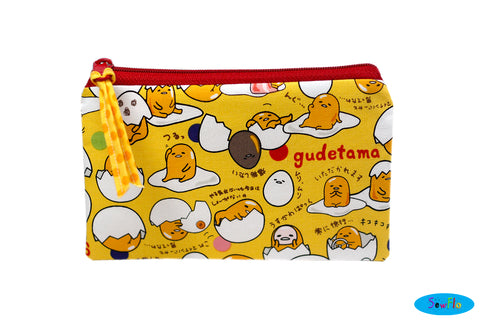 Gudetama Zip Bag