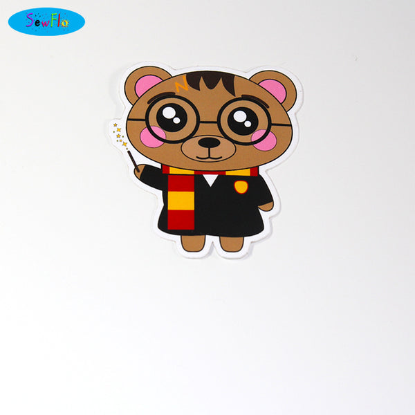 Barry Potter Vinyl Sticker - SewFlo