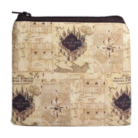 Marauders Map Change Pouch-Misfit