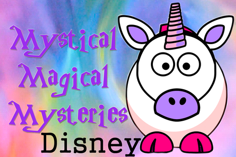 Mystical Magical Mysteries Knitting Bag and Zipper Pouch-Disney - SewFlo