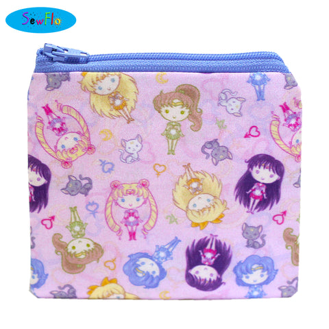 Sailor Moon Change Wallet