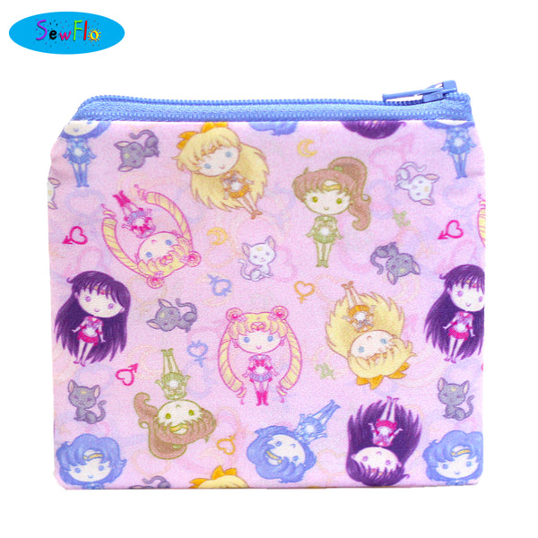 Sailor Moon Change Wallet - SewFlo