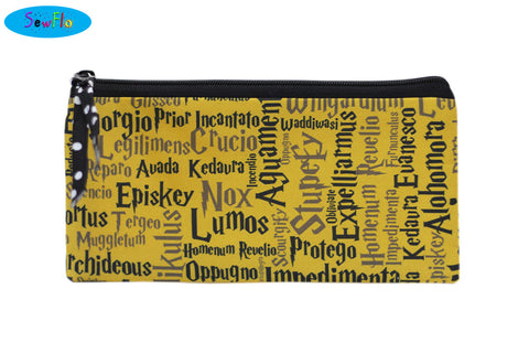 Hufflepuff Pencil Case-Misfit