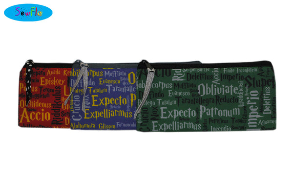 Slytherin Pencil Pouch