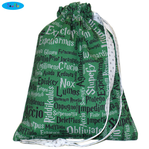 House Elf Knitting Bag-Slytherin