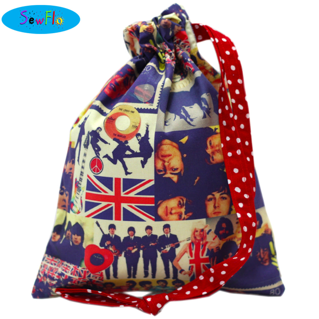 House Elf Knitting Bag-The Beatles