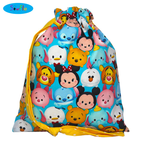 House Elf Knitting Bag-Tsum Tsum - SewFlo