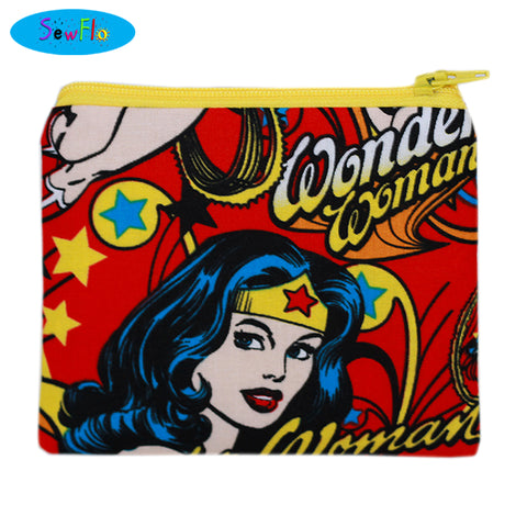 Wonder Woman Coin Wallet