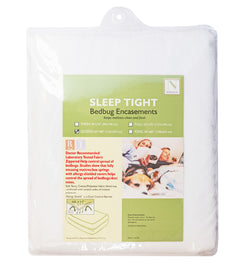 Allergy Shield Poly Bedbug Encasement