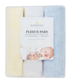 3 Pack Multi Use Pads - Blue