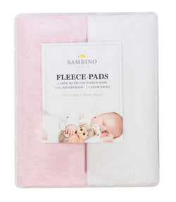 2 Pack Multi Use Pads - Pink