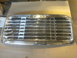 Freightliner Columbia Grille Chrome Plastic ..(Aftermarket)