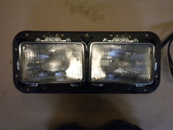 Rectangular Replacement Headlight Assembly