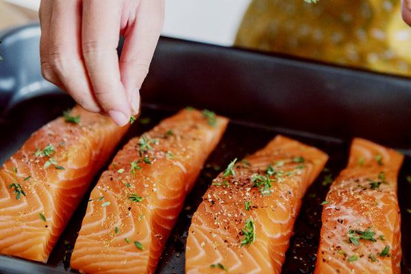 Omega 3, 6 and 9—which does what?!