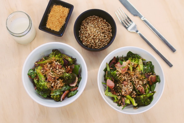 Tasty Bacon and Broccoli Salad
