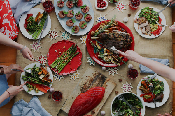 Top 5 Tips for Mindfully Enjoying Your Christmas Feasting